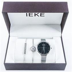Ladies Watch & Jewellery Set