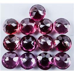 Parcel Lot Loose Gemstones, Genuine Garnets