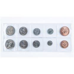 Group of (10) New Zealand Coins