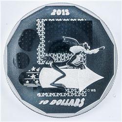 RCM/Warner Bros - Looney Tunes .999 Fine  Silver $10.00
