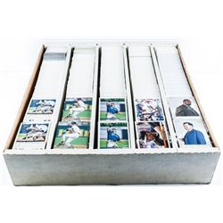 Monster Box Mixed Sports Cards Approx 5000