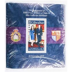 Gibraltar Unopened Post Office Pack, 500pcs  2011 L2 Face Value Ea. CAT Stanley Gibbons  L8.50 eac.
