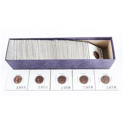 Box Lot - Canada 1 Cent