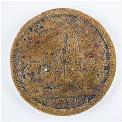 1834-1884 Toronto Semi Centennial Medal