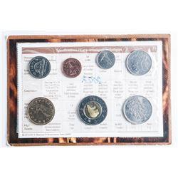 RCM 2004 UNC Coin Set