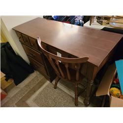 Vilas Maple desk C