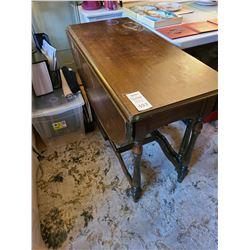 Drop Leaf Table C