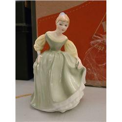 Royal Doulton Figurine 'Fair Maiden' B