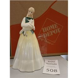 Royal Doulton Figurine 'Spring Time' B