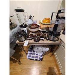 Small Appliances and more B