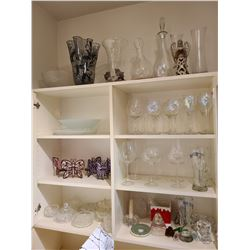 Wedgewood & Glassware B
