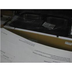 PRIME LINE KITCHEN SINK 33 IN X 22 INCH MP52020