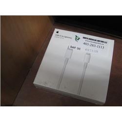 APPLE USB TO LIGHTNING