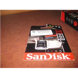 SANDISK 128GB SD CARD