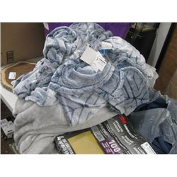 THROW BLANKET 2PC DICKIE / OTHER