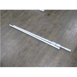 MAINSTAYS 3 SECTION TENSION POLES