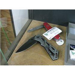 2 PC POCKET KNIFES