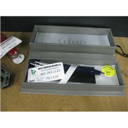 CADENCE PEN WITH CASE