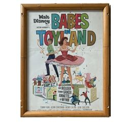 Babes in Toyland Litho Card