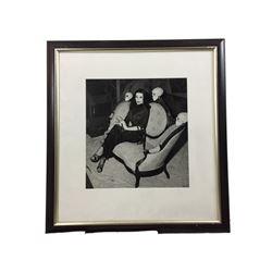 """Maila Nurmi """"Vampira"""" Framed Photo"""