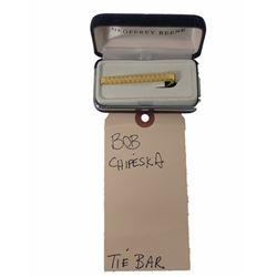 Bad Santa Bob Chipeska (John Ritter) Tie Clip Movie Props