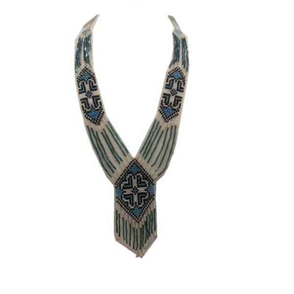 The Last Witchunter Native American Necklace Movie Props