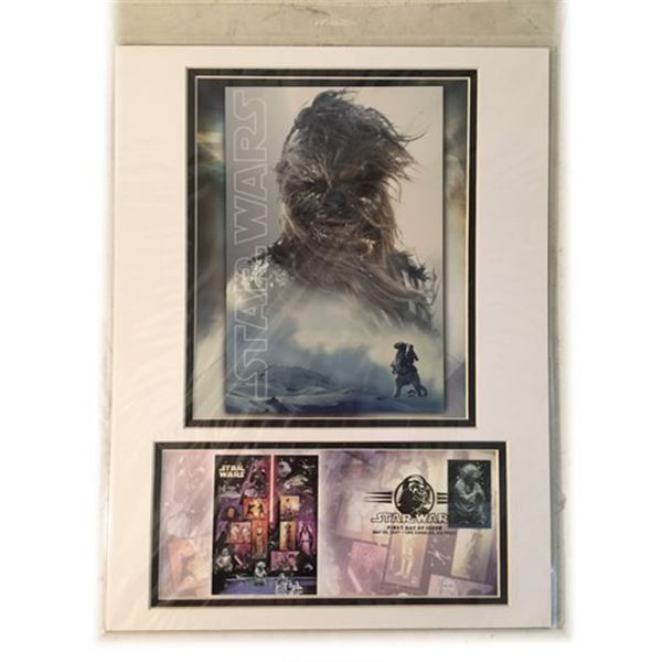 Star Wars 30th Anniversary Promotional Materials Set#3