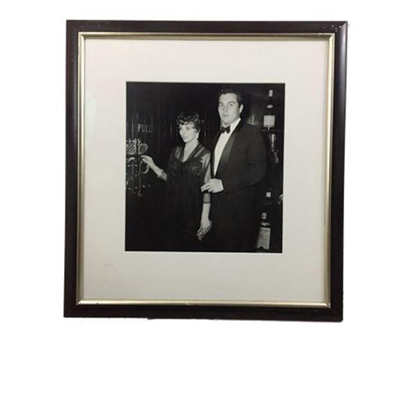 Joan Collins Framed Photo
