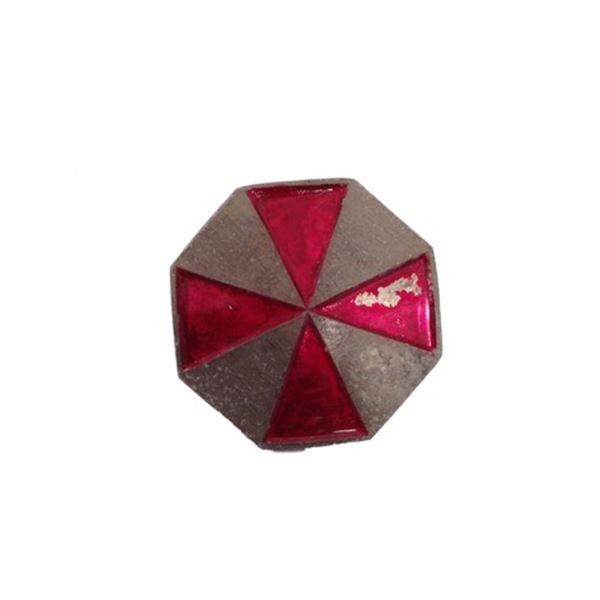 Resident Evil: Retribution Alice (Milla Jovovich) Umbrella Pin Movie Props