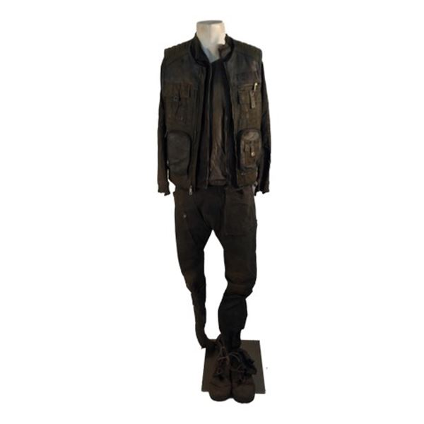 Resident Evil: Afterlife Michael or Razer (Fraser James) Movie Costumes