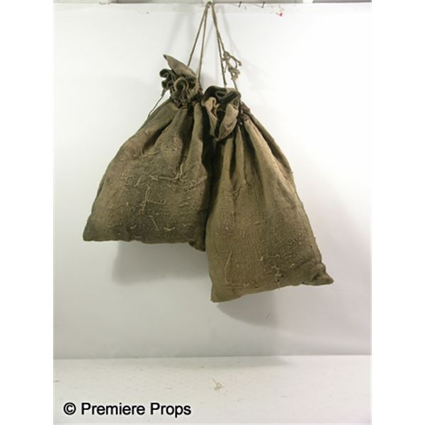 Season of the Witch Bags Movie Props