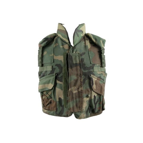 Demolition Davis (Jake Gyllenhaal) Military Vest Movie Costumes