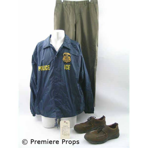 Crossing Over Max (Harrison Ford) Hero Movie Costumes