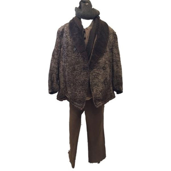 The Hateful Eight Charly (Keith Jefferson) Movie Costumes