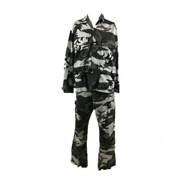 V For Vendetta Soldier Movie Costumes