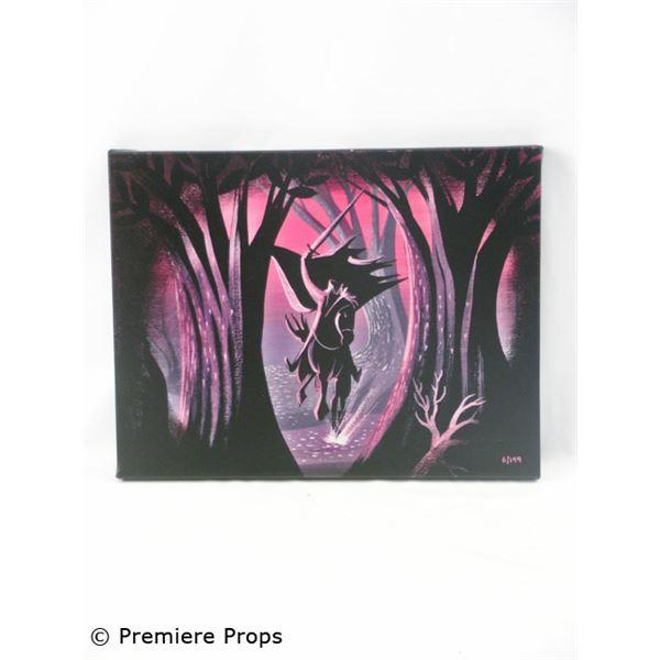 Legend of Sleepy Hollow Giclee on Canvas