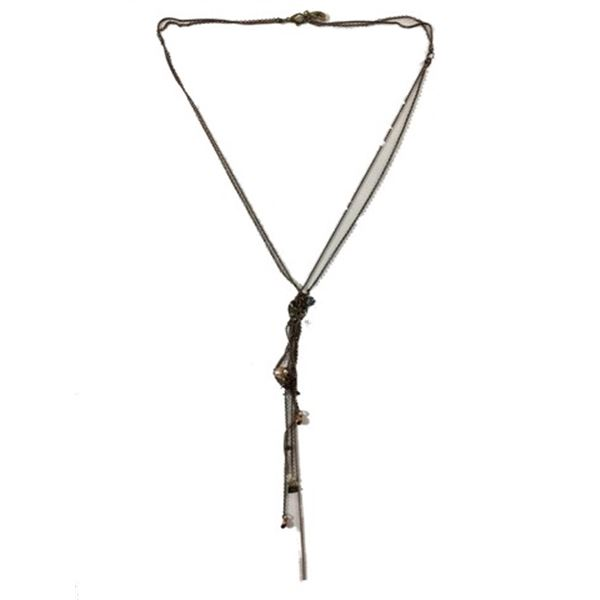 """The Last Witchunter Chloe (Rose Leslie) """"Annie Costello Brown"""" Necklace Movie Props"""