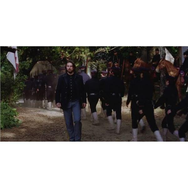 The Last Samurai Soldier Leg Gaiters Movie Props