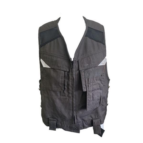 Ender's Game Crazy Tom's Utility Vest Movie Costumes