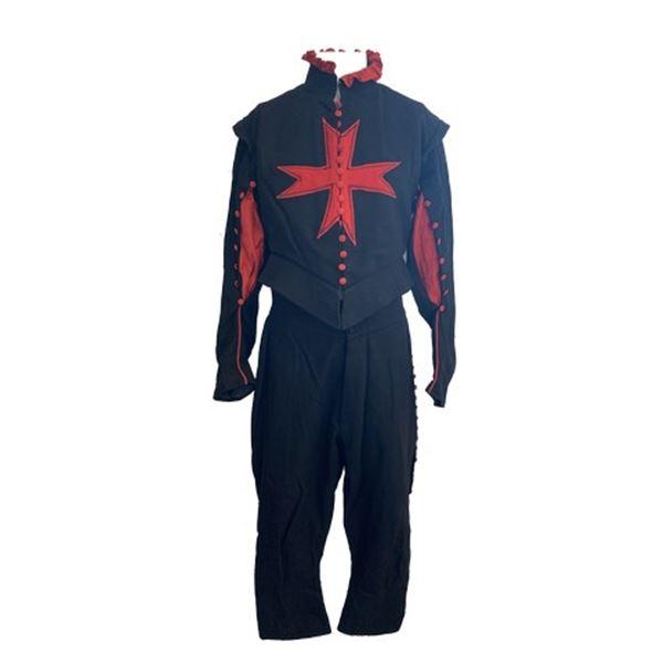 Three Musketeers Cardinal Guard Movie Costumes