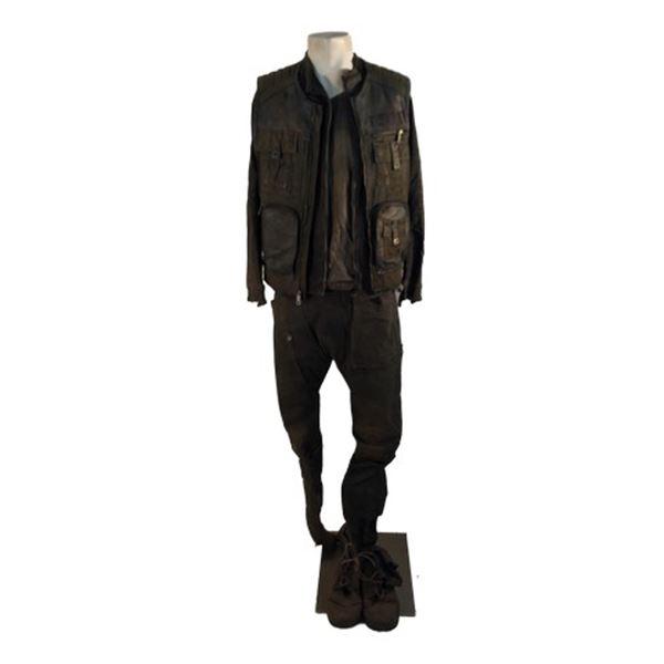Resident Evil: Afterlife Michael or Razer (Fraser James) Movie Costumes