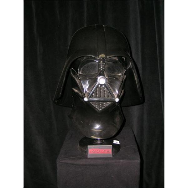 Star Wars III: Revenge of the Sith Darth Vadar Helmet/Lucasfilm/Master Replicas Collection