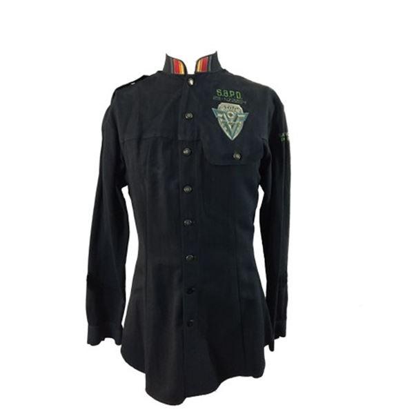 Demolition Man Police Shirt Movie Costumes