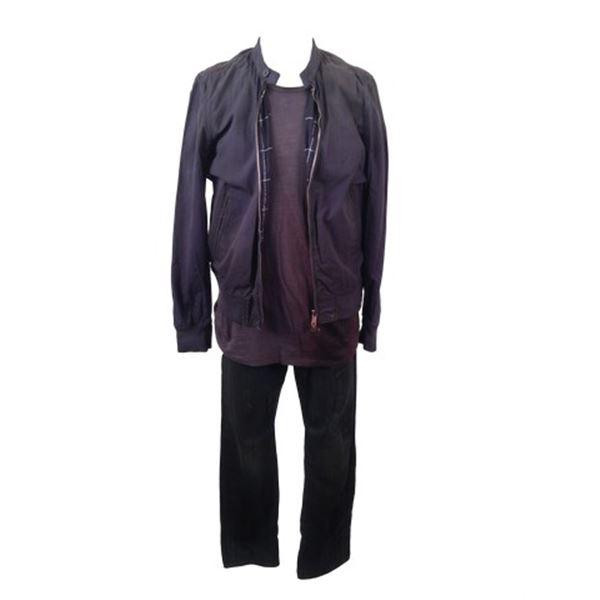 Sleepless Vincent (Jamie Foxx) Movie Costumes