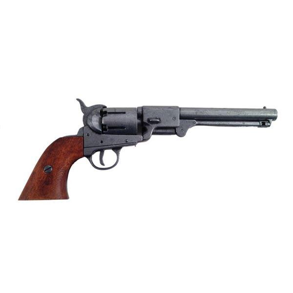 Django Unchained Leonide (Dennis Christopher) & Django (Jamie Foxx) Revolver Movie Props