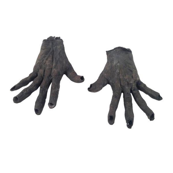 Underworld: Awakening Lycan Gloves Movie Props