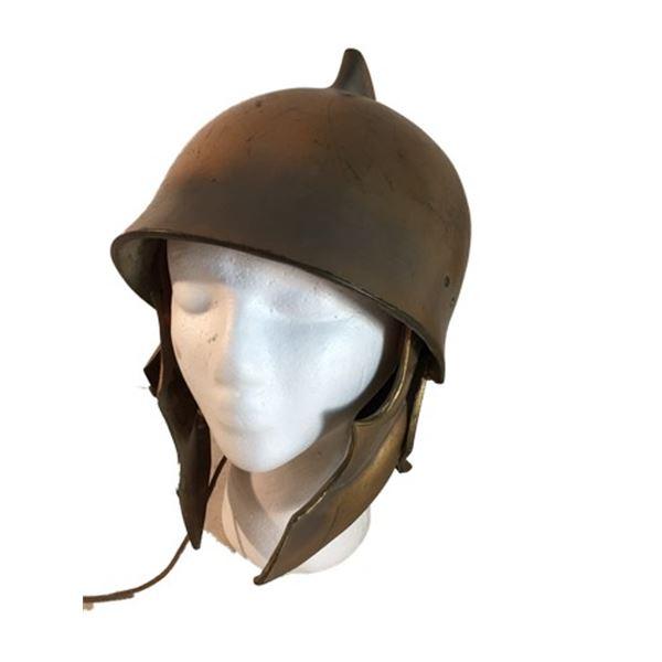 Alexander Greek Armor Helmet Movie Props