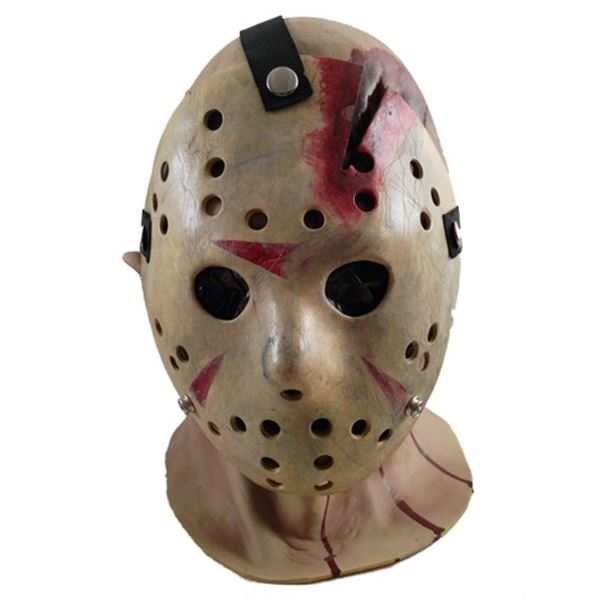 Friday the 13th: The Final Chapter Jason Mask Replica Movie Props