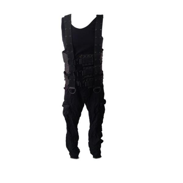Resident Evil: Retribution Luther West (Boris Kodjoe) Movie Costumes