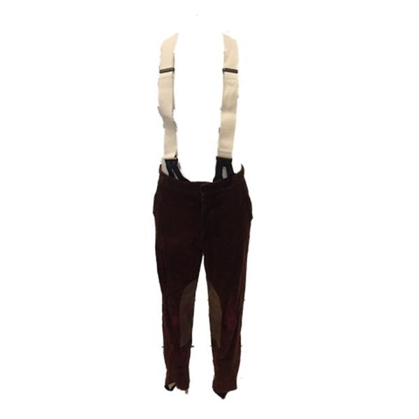 The Hateful Eight Oswaldo Mobray (Tim Roth) Pants Movie Costumes